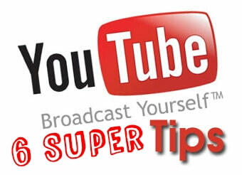 Tips for Youtube