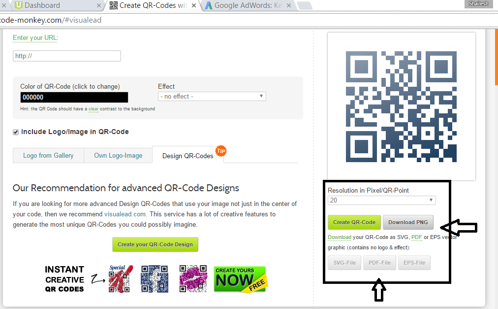 Download QR Code