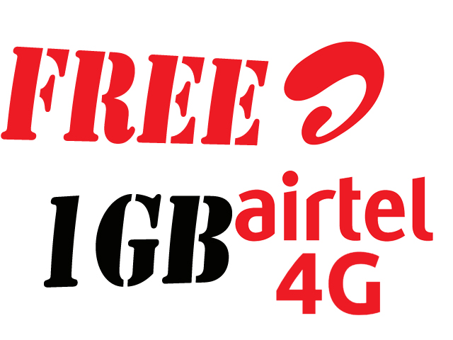 Airtel 1GB 4G Free Data Kaise Paye | आसान तरीका