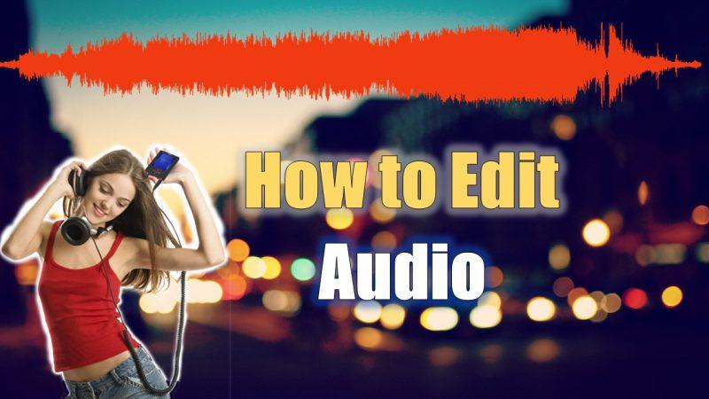 Audio Ko Kaise Edit Kare