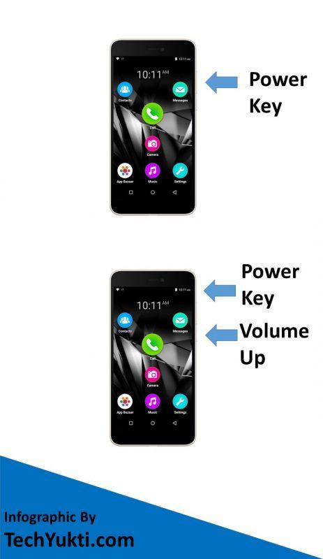 Micromax Phone ko Hard Reset kaise kare Inforgraphic
