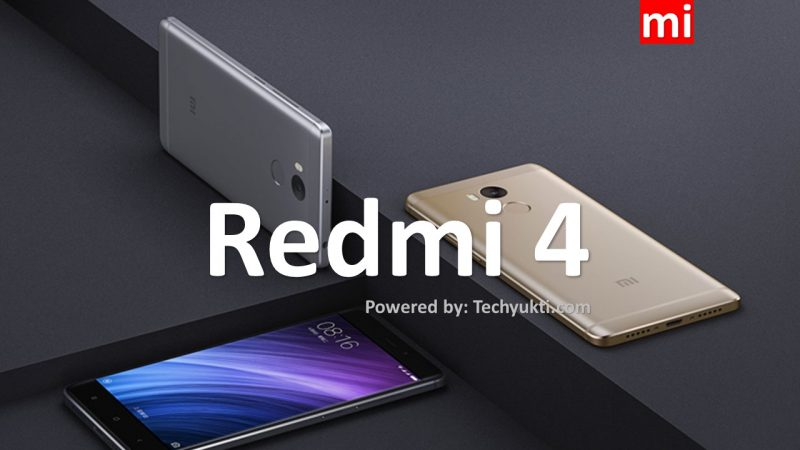 Xiaomi Redmi 4 Review In Hindi