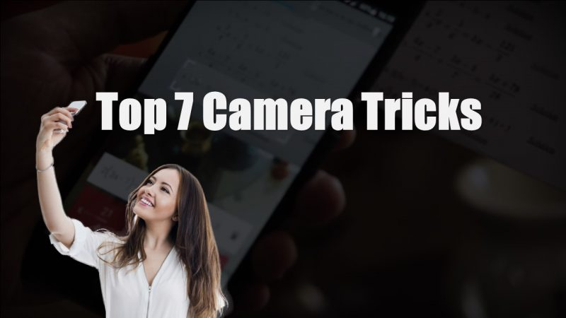 Top 7 Amazing Android Phone Camera Tricks | Hindi