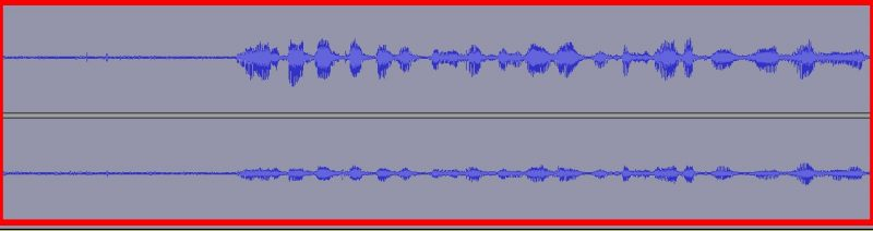 audio editing step 6