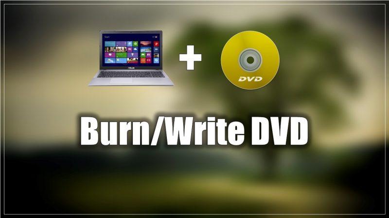 DVD Write Kaise Kare