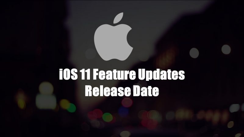 Apple iOS 11 Feature Updates 2017 (Hindi)