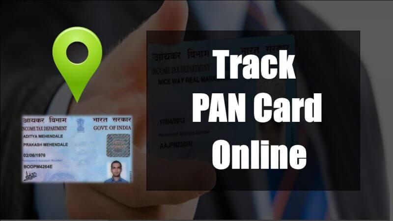 Pan Card Status Check(Track) Kaise Kare?