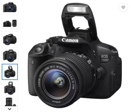 canon eos 700d best dslr camera