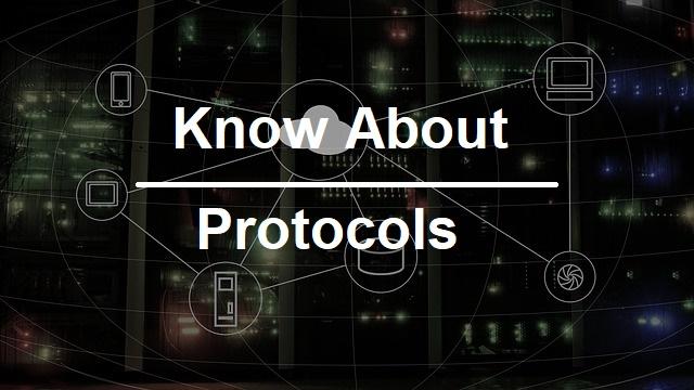 Protocols kya hai