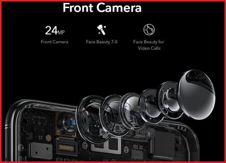 Vivo V7 Camera 24mp