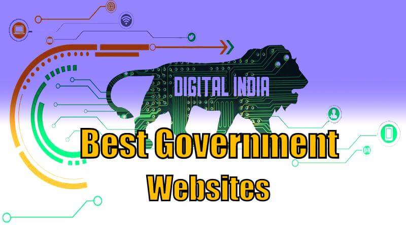 Serviceable Indian Government Websites - जो काम को बना सकती हैं आसान!