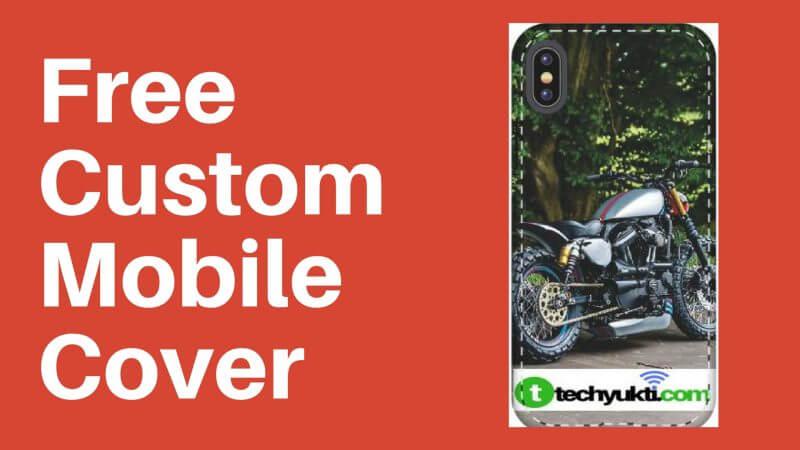 Free Custom Print Mobile Cover