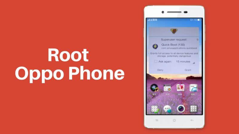 Oppo Phone Root Kaise Kare (कैसे करे)?