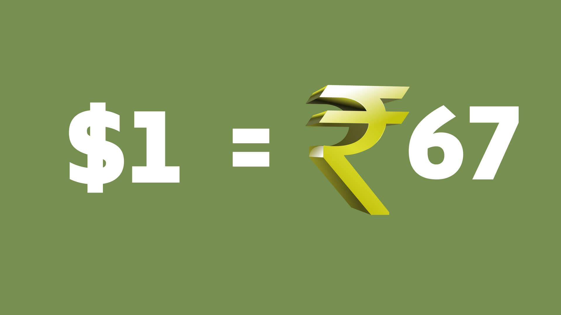 Indian Rupee Ki Value US Dollar Se Kyo Kam Hai