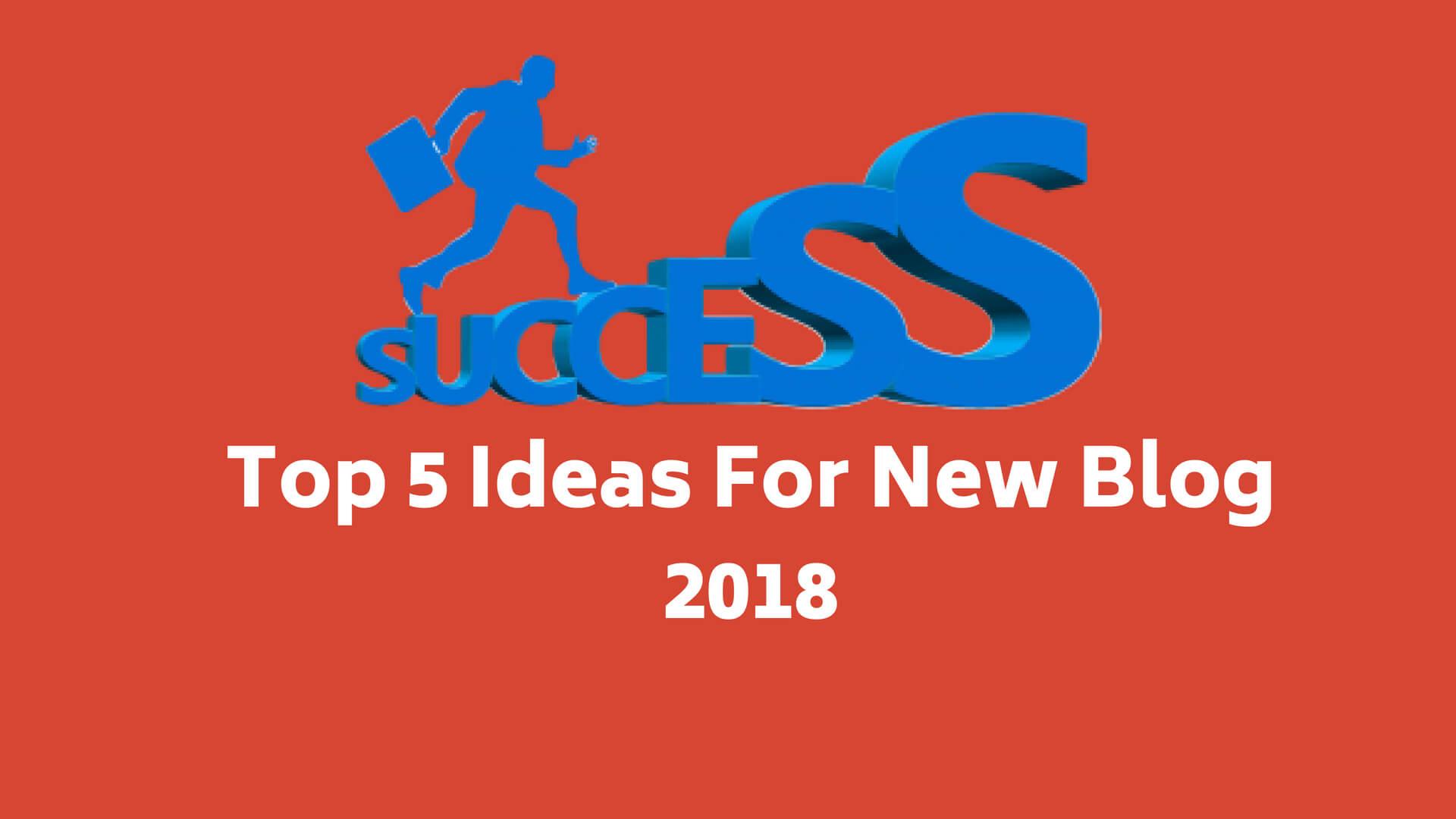 Kis Topic Par Blog Banaye? |  Top 5 Ideas For New Blog