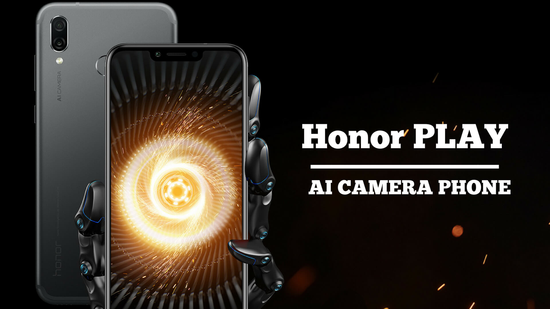 Honor Play Phone Review In Hindi | AI Camera Phone