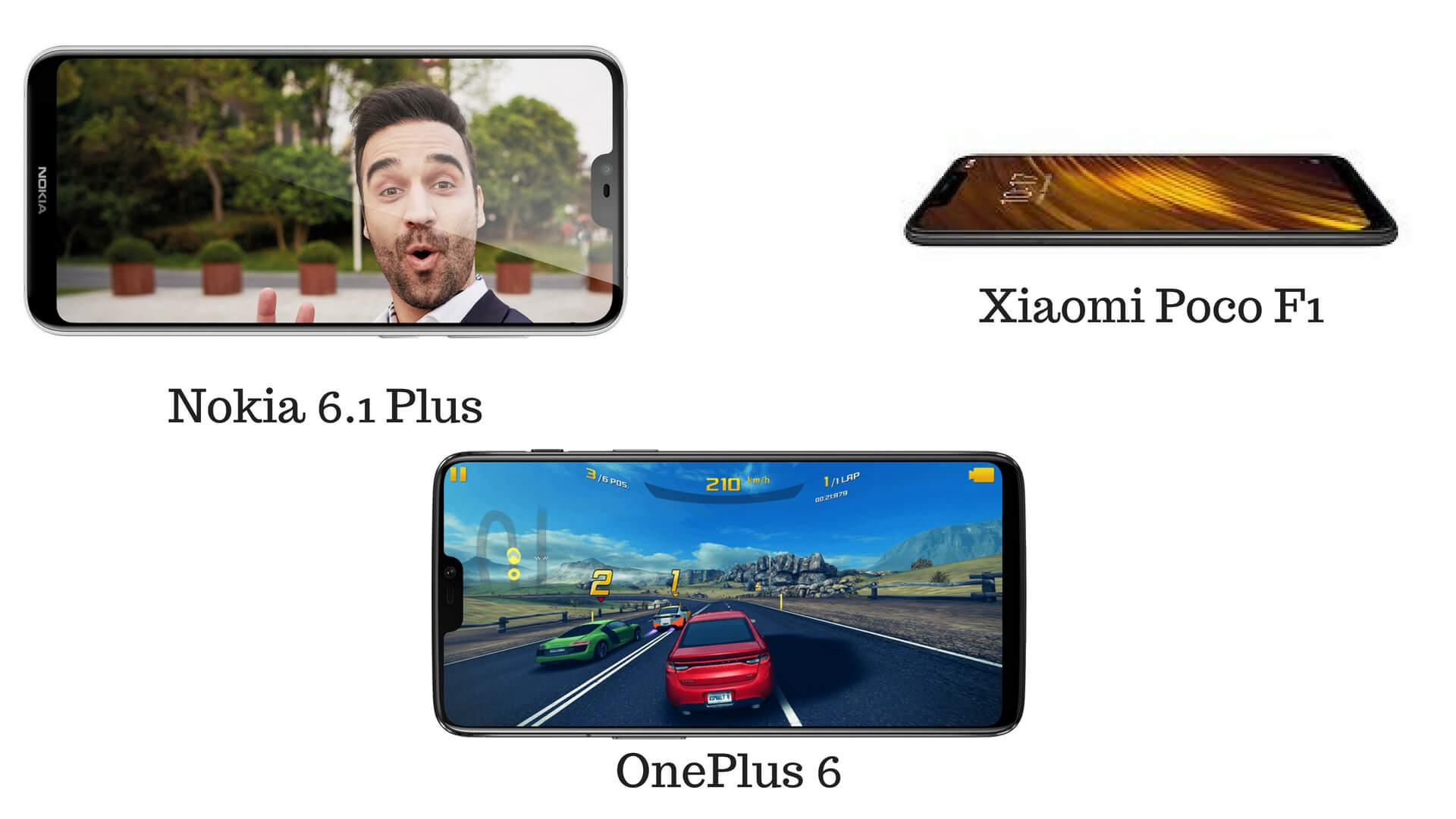 comparison display