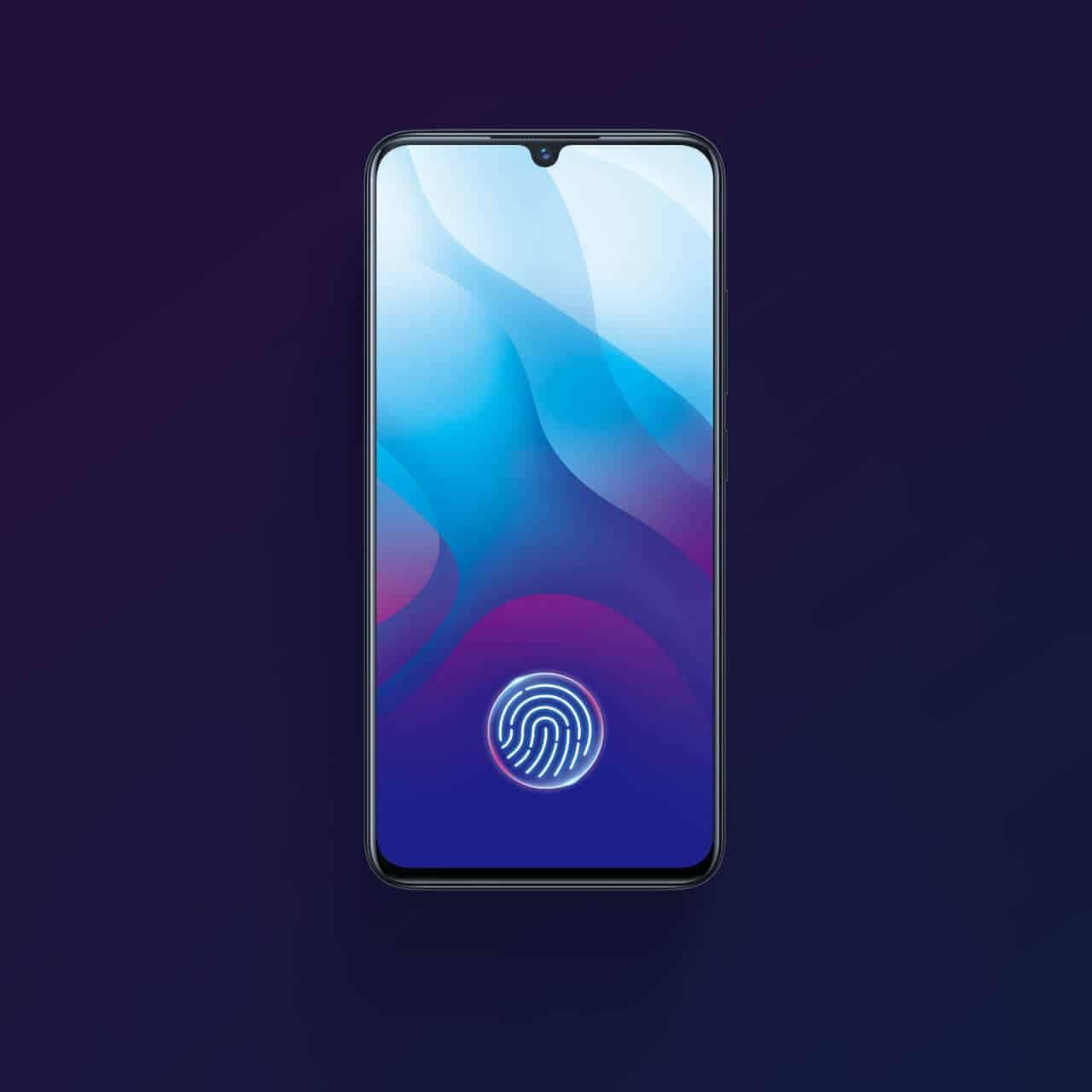 vivo v11 fingerprint sensor