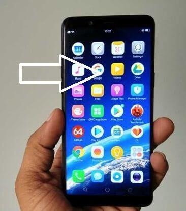 realme phone reset using menu