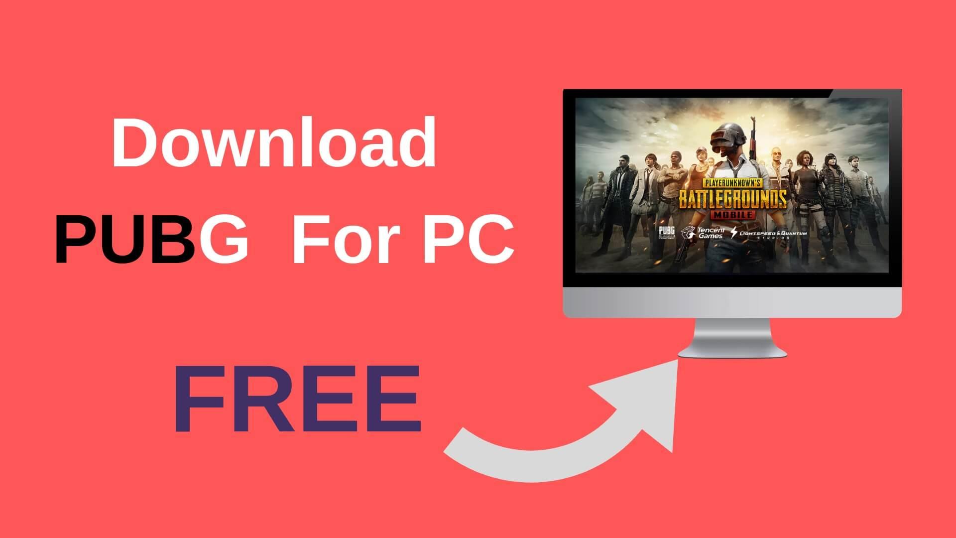 PUBG PC Par Kaise Chalaye?  | बिलकुल फ्री