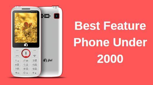 jivi mobiles feature phone