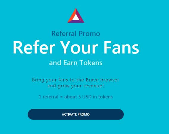 brave referral