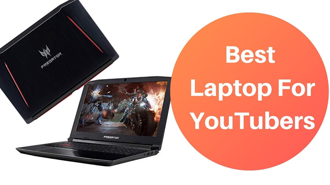 Best Laptop For YouTubers (Video Editing & Gaming)