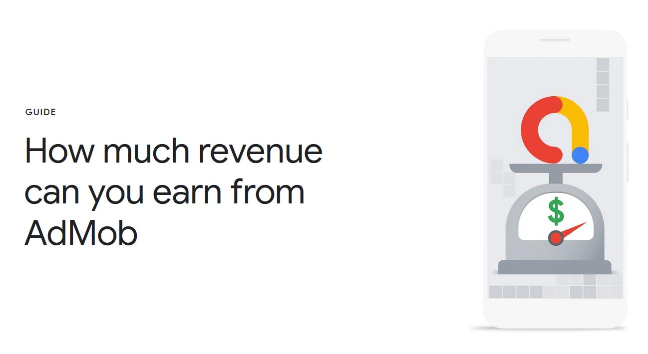 admob revenue