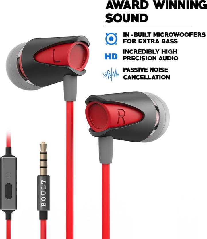 boult earphone